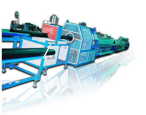 PE Pipe Making Line